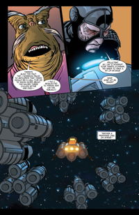 Preview of Farscape #17