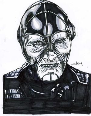 Will's Scorpius Sketch