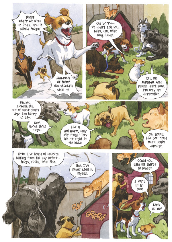 beasts of burden archives comic book news reviews and previews