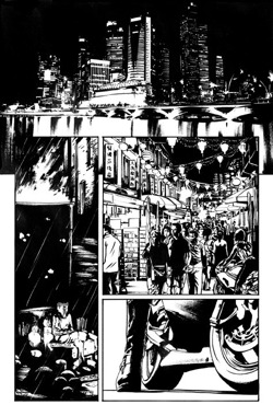 Uncanny Preview Page 1