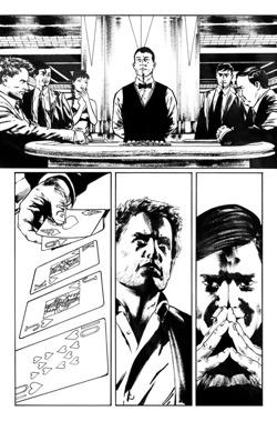 Uncanny Preview Page 2