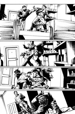 Uncanny Preview Page 4