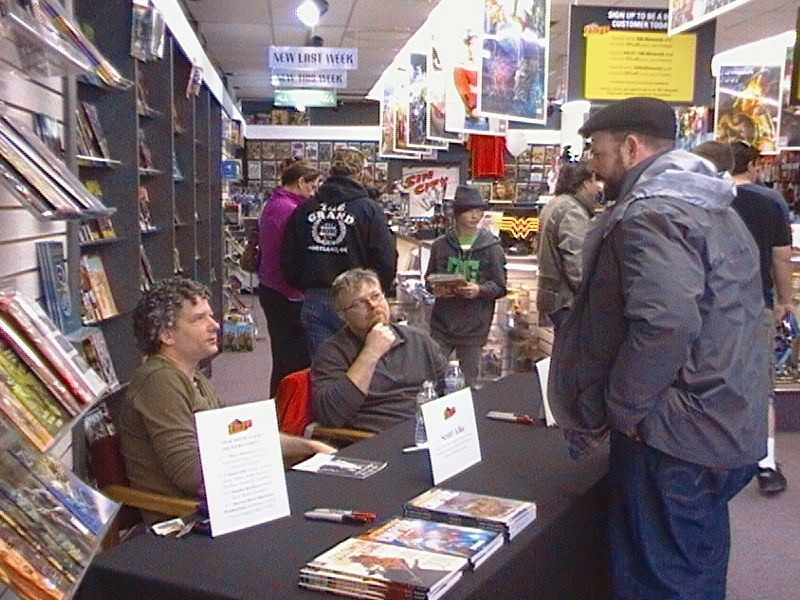 Free Comic Book Day 2010