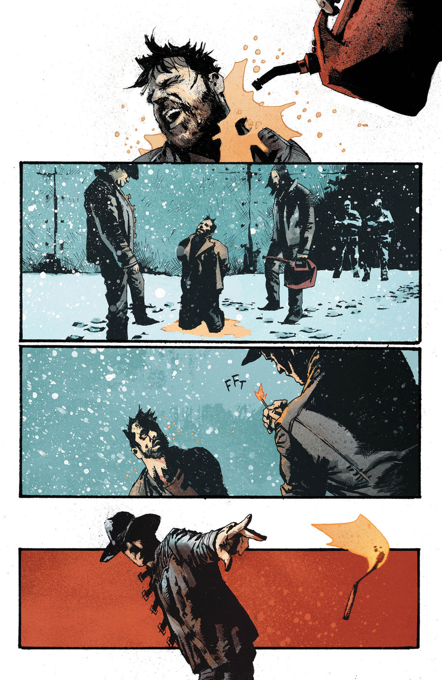 Frostbite #1 Preview at TFAW.com