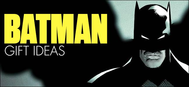 Batman Gift Ideas at TFAW.com