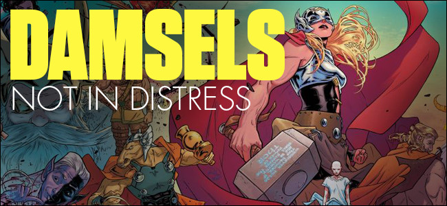 Damsels NOT in Distress - Gift Ideas