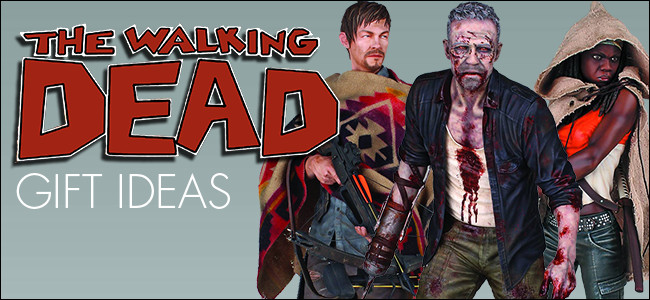 Walking Dead Gift Ideas at TFAW.com