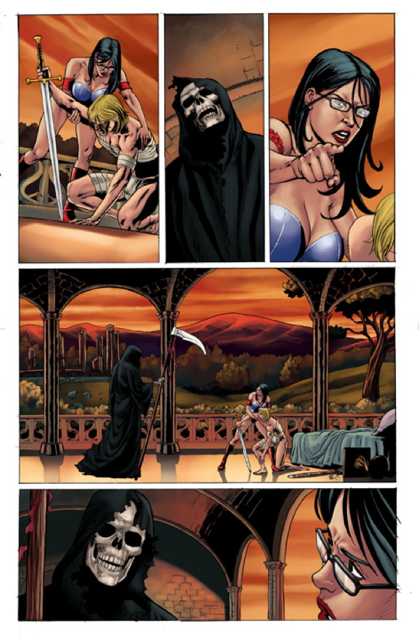 Grimm Fairy Tales #52 Page 3