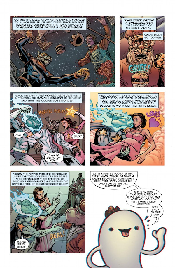 God Hates Astronauts #1 Preview Page 2