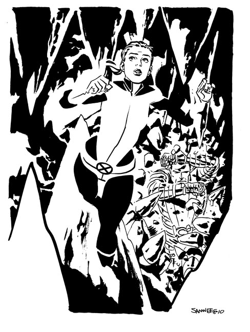 Kitty Pryde Chris Samnee