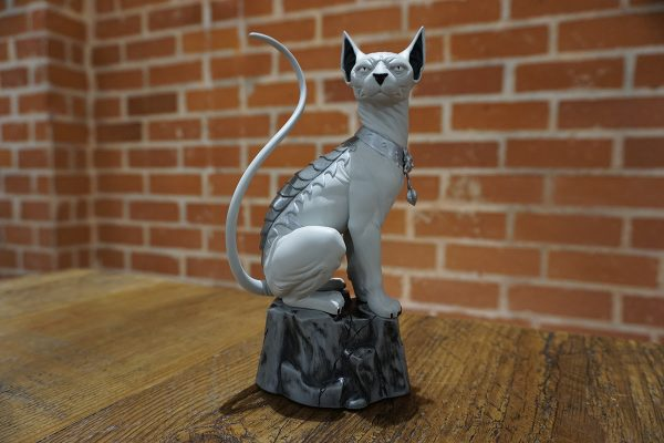Local Comic Shop Day Exclusive Lying Cat Statue