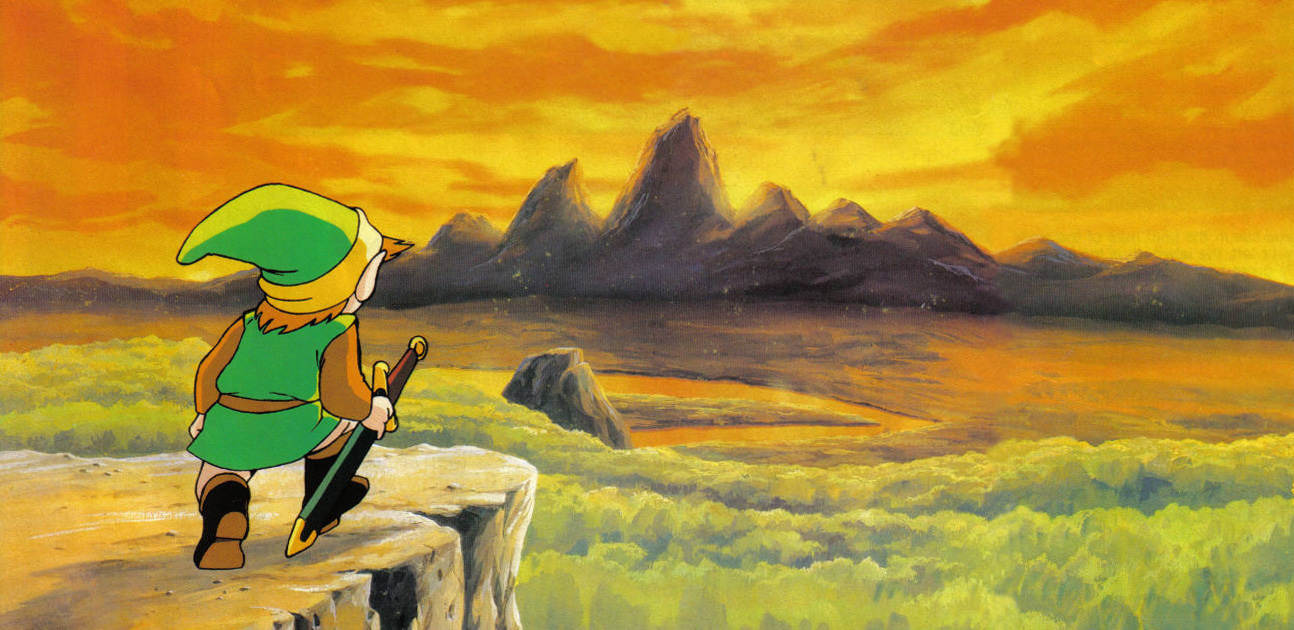 Legend of Zelda Concept Art