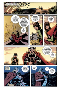 Thor The Mighty Avenger #7 Page 1