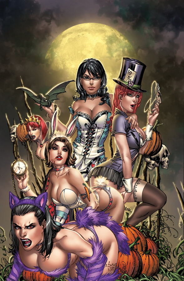 Grimm Fairy Tales Halloween Special 2010