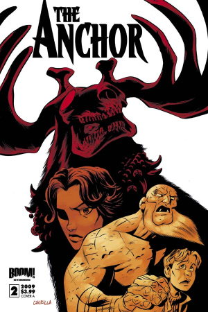 The Anchor #2 (Cover A)