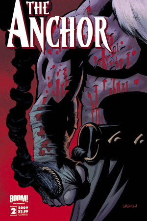 The Anchor #2 (Cover B)