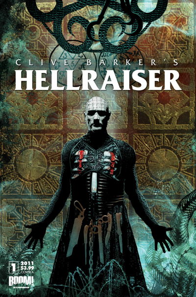 Hellraiser #1 Cover A