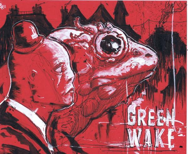 Riley Rossmo CBLDF Sketch 2011 Color