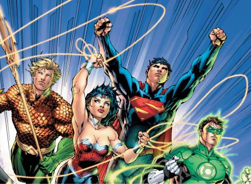 DC Comics Relaunches 52 Titles