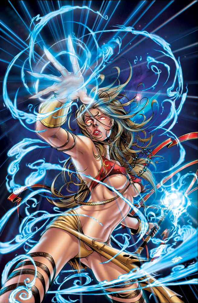 Grimm Fairy Tales #48 Cover