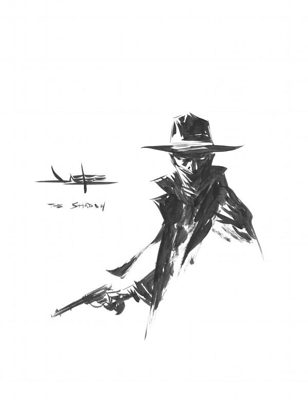 The Shadow by Jae Lee