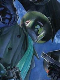 Green Hornet Comics