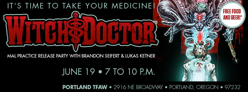 Meet Witch Doctor's Brandon Seifert and Lukas Ketner