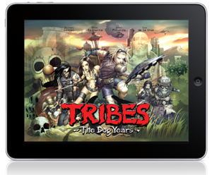 IDW's Tribes Comic