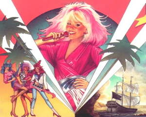 Writing for Jem and the Holograms led to one of Marx's fondest memories.