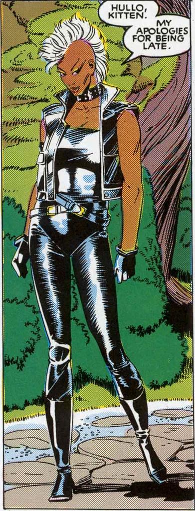 Punk Storm X-Men