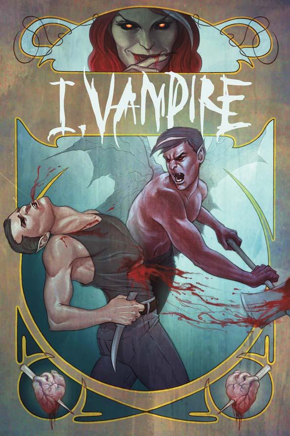 I, Vampire Andrea Sorrentino