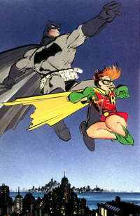 Frank Miller's The Dark Knight Returns at TFAW.com