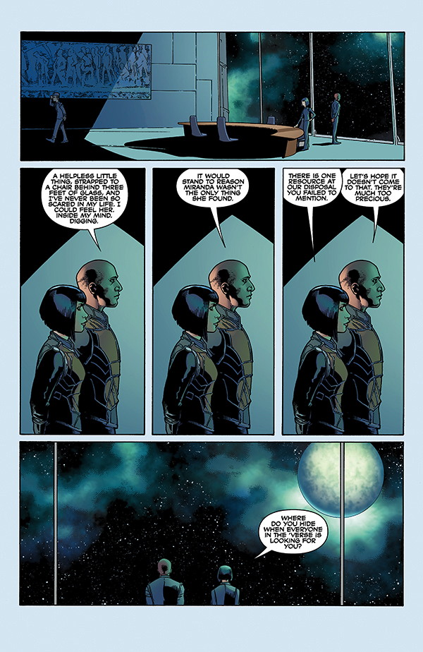 Serenity: Leaves on the Wind #1 Preview Page 2