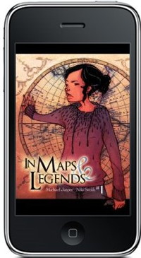 In Maps & Legends #4