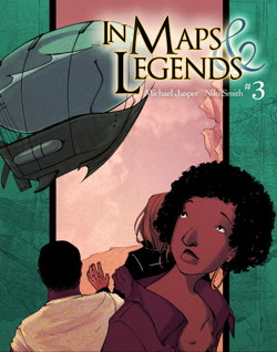 In Maps & Legends #3