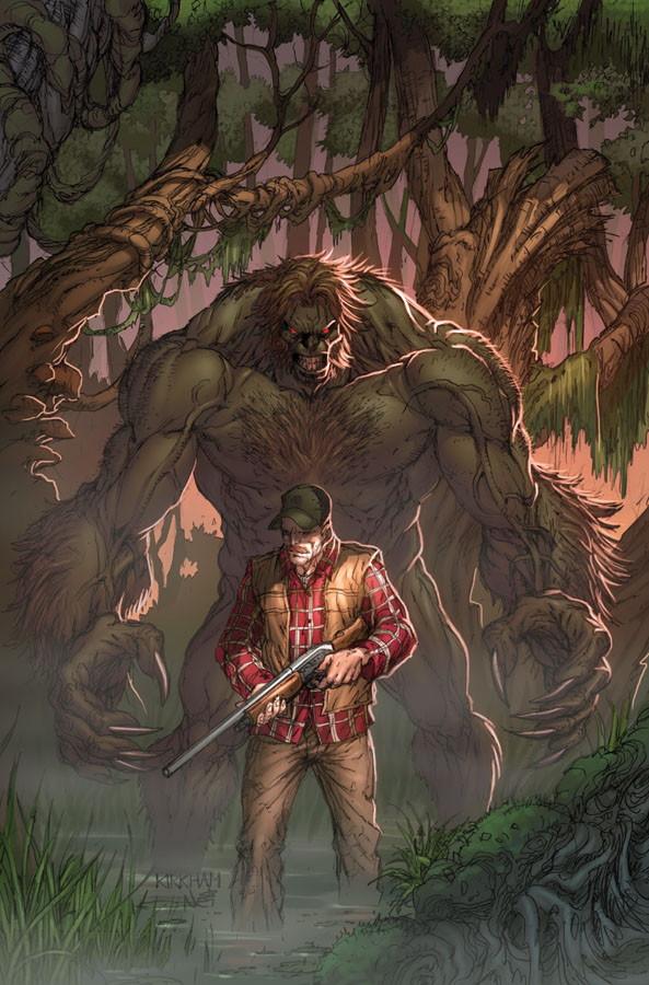 Monster Hunters Survival Guide #2