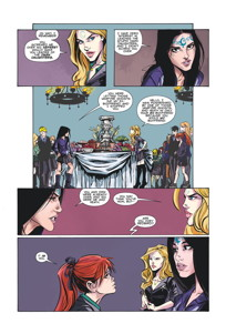 House of Night #1 Page 2