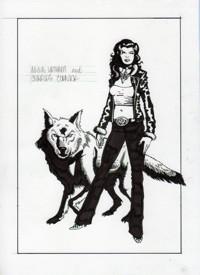 "Todd Herman's Original ""Anna Latham"" Character Design"