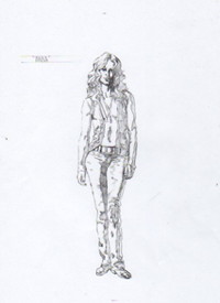 "Todd Herman's Revised ""Anna Latham"" Character Design"