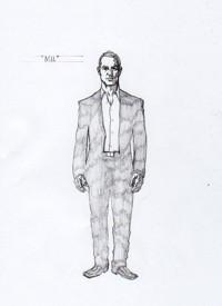 """Todd Herman's """"Asil"""" Character Design"""