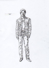 "Todd Herman's ""Sam"" Character Design"