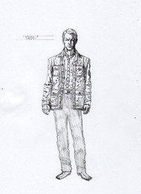 "Todd Herman's ""Bran"" Character Design"