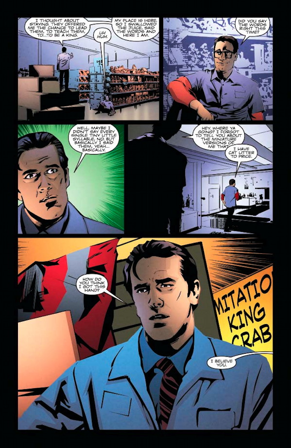 Ash and the Army of Darkness Preview Page 2