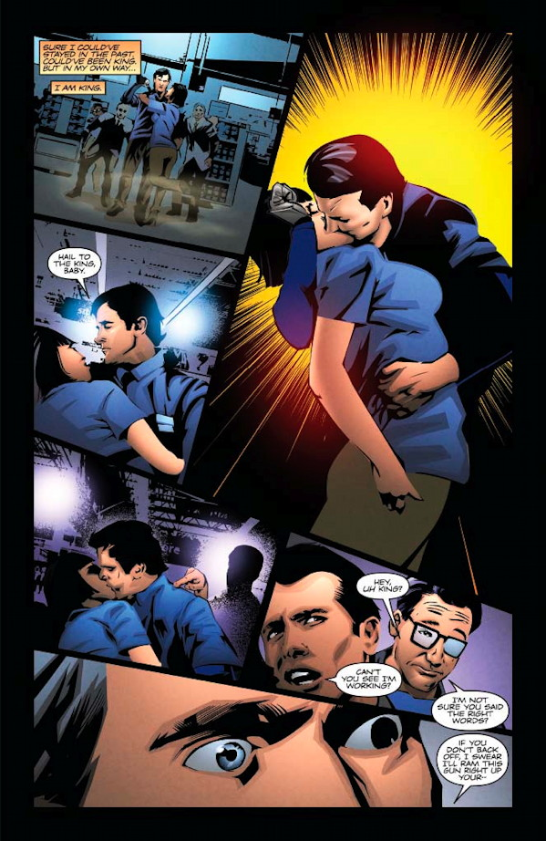 Ash and the Army of Darkness Preview Page 5