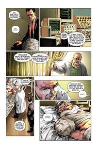 Bionic Man #3 Page 2