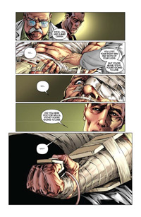 Bionic Man #3 Page 3