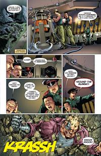 Bionic Man #3 Page 5