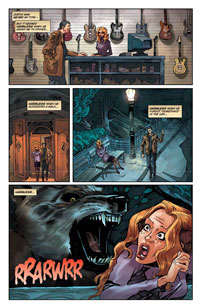 Alpha & Omega Cry Wolf #2 Page 2