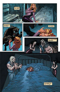 Alpha & Omega Cry Wolf #2 Page 3