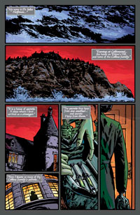 Dark Shadows #1 Page 1